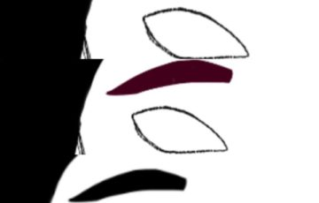 眉毛の形と印象