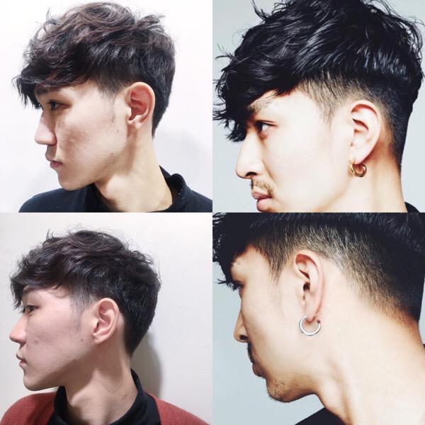 松田翔太ディアスポリス髪型