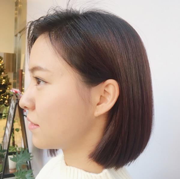 水原希子 髪型