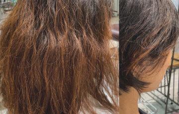 くせ毛の乾燥対策